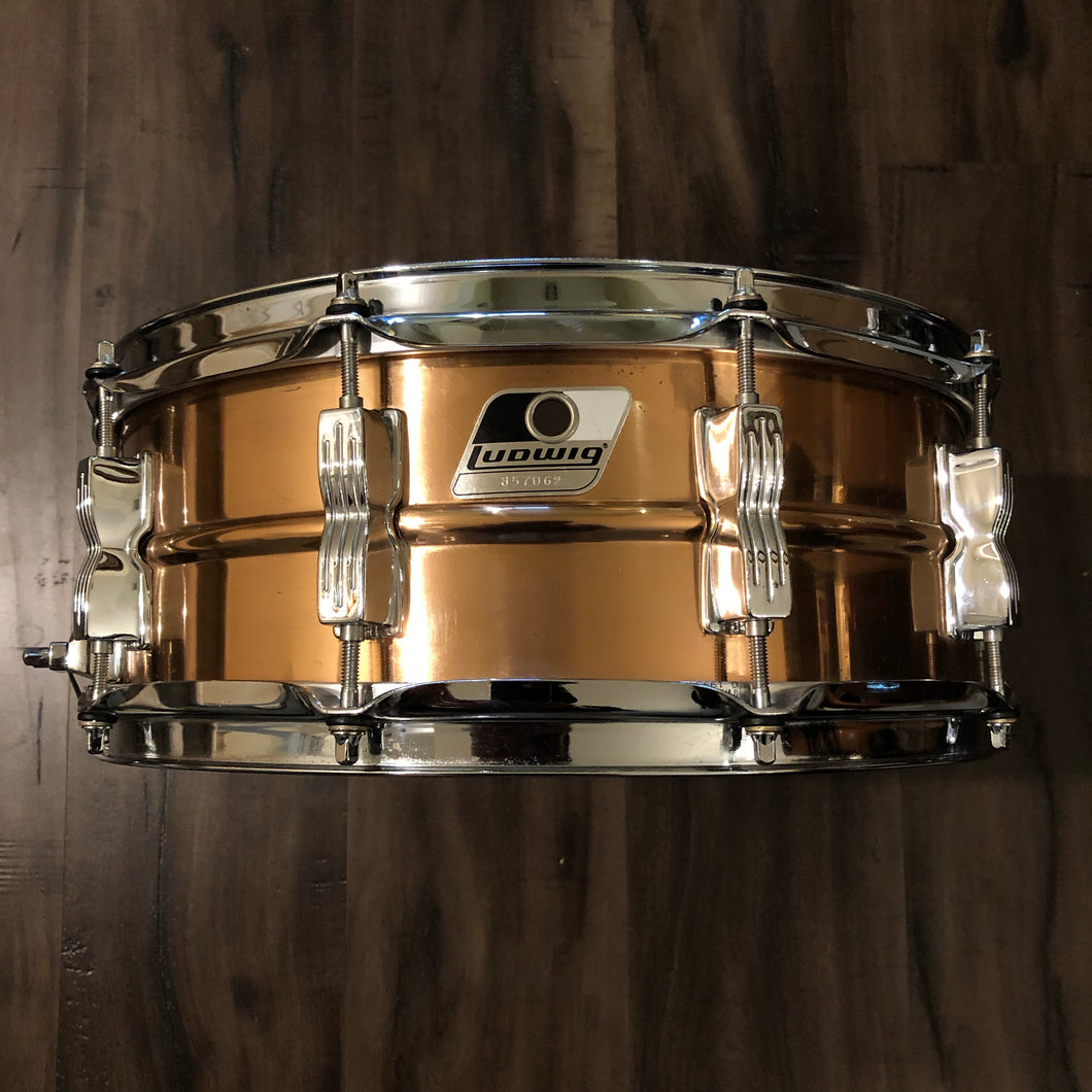 Ludwig Bronze Rocker Snare Drum - 14