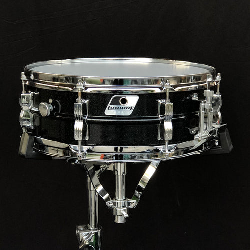 Ludwig Acrolite Snare Drum - Black Galaxy - 14