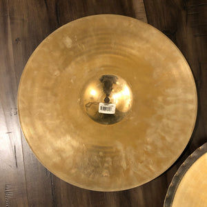 "Zildjian 15"" A Custom Mastersound Hi Hat Pair"