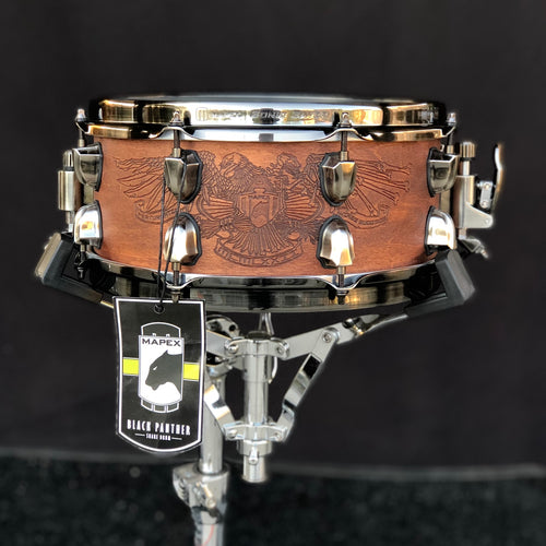 Mapex Black Panther Warbird Chris Adler Snare Drum - 12