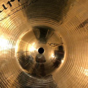 "Turkish Cymbals 18"" Rock Beat Series Thin Crash Cymbal"