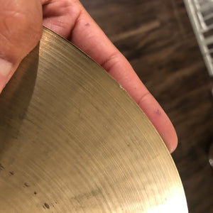 "Zildjian 10"" A Series Splash Cymbal - 1 of 2"