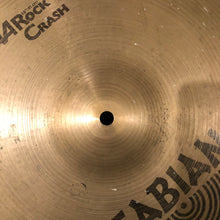 "Load image into Gallery viewer, Sabian 16"" AA Rock Crash"