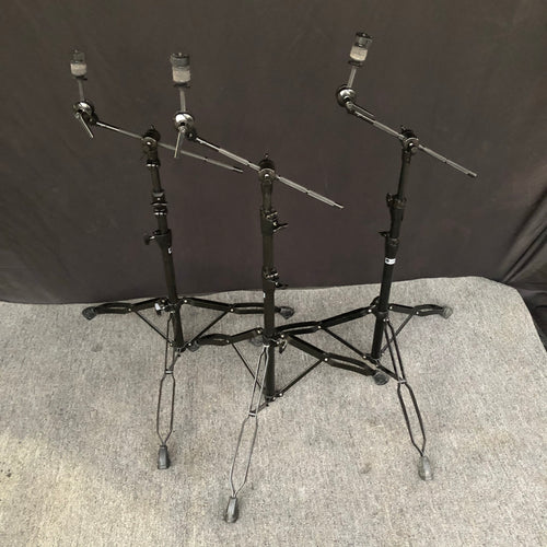 Mapex Armory Series Cymbal Boom Stand - Black Plated