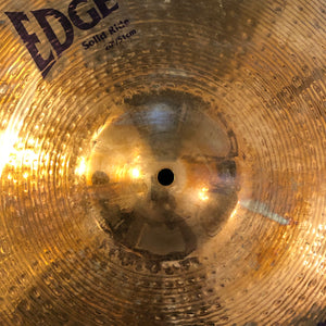"Zildjian 20"" Edge Solid Ride Cymbal"