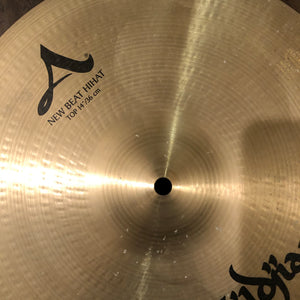 "Zildjian 14"" A Series New Beat Hi Hat Pair"