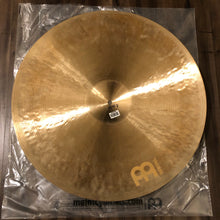 "Load image into Gallery viewer, Meinl 22"" Byzance Tradition Jazz Ride"