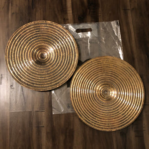 "Meinl 14"" Byzance Dark Spectrum Hi Hats"