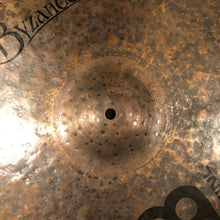 "Load image into Gallery viewer, Meinl 20"" Byzance Dark Crash Cymbal"