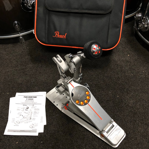 Pearl Eliminator Demon Direct Drive Single Pedal W/ Carrying Case