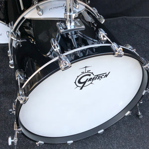 Gretsch Drums Renown 57 Motor City Black - 10/12/16/22 - LIMITED EDITION (NO SNARE)