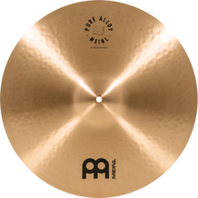 "Load image into Gallery viewer, Meinl Pure Alloy Medium Crash - 18"" - NEW"