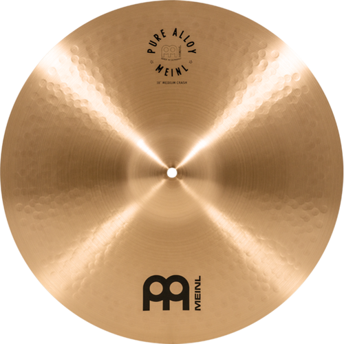 Meinl Pure Alloy Medium Crash - 18