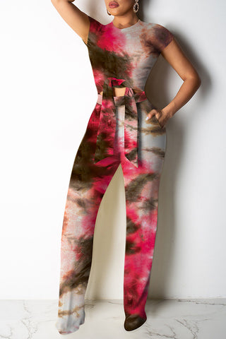 Pomiss Leisure Two-piece Pants Set