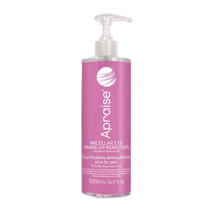 Apraise Micellar Eye Make Up Remover 500ml - Franklins