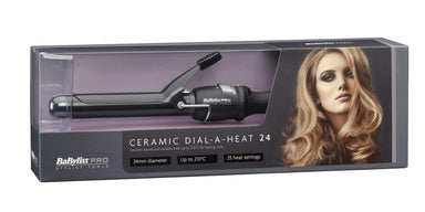 BaByliss Pro Ceramic Dial a Heat Tong - Franklins