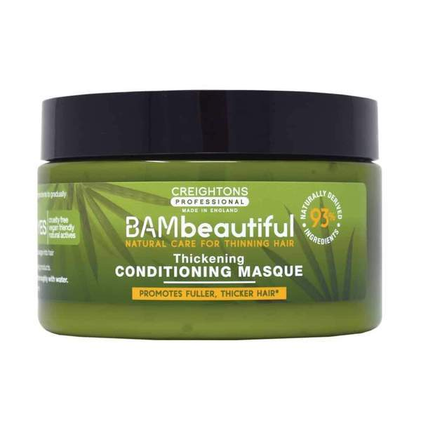 BAMbeautiful Hair Thickening Conditioning Masque 250ml - Franklins