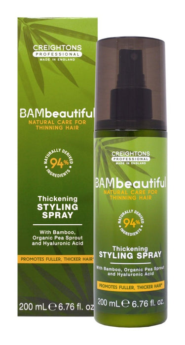 Bambeautiful Thickening Styling Spray 200ml - Franklins