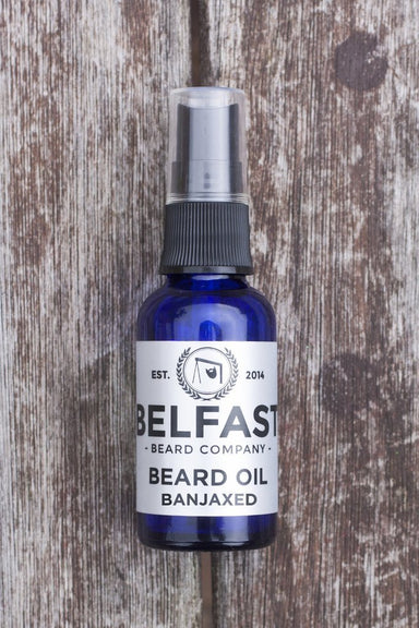 Belfast Beard Company Beard Oil 'Banjaxed' 30ML - Franklins
