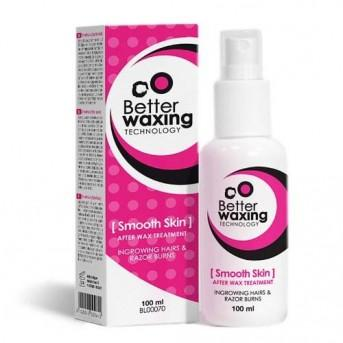 Better Waxing Smooth Skin After Wax Treatment 100ml - Franklins