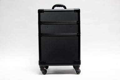 Black Diamond Matte Finish Equipment Trolley Case - Franklins