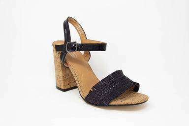 Cork High Heel Sandals - Franklins