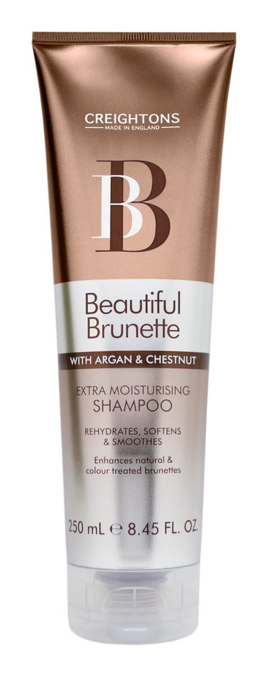 Creightons Beautiful Brunette Extra Moisturising Shampoo 250ml - Franklins