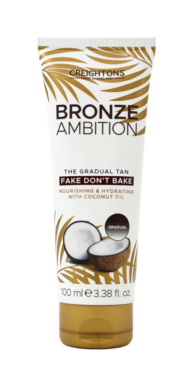 Creightons Bronze Ambition Fake Dont Bake The Gradual Tan 100ml - Franklins