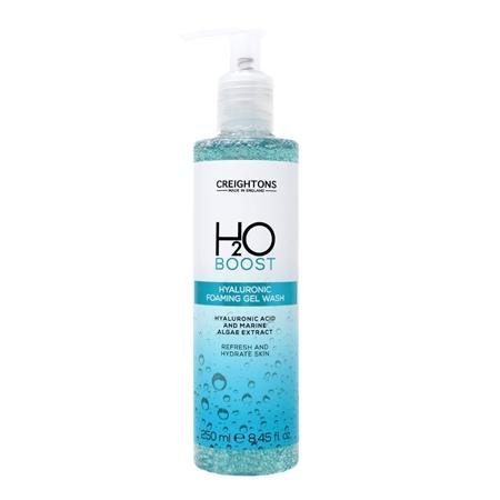 Creightons H20 Boost Foaming Gel Wash 250ml - Franklins