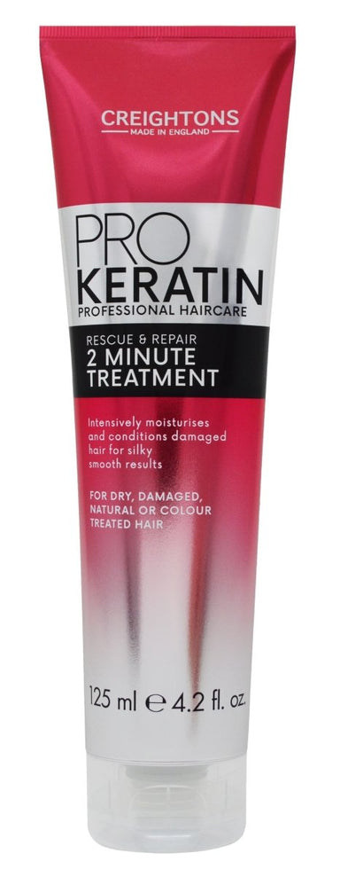 Creightons Pro Keratin 2 Minute Treatment 125ml - Franklins