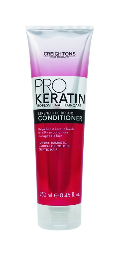 Creightons Pro Keratin Strength & Repair Conditioner 250ml - Franklins