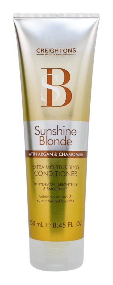 Creightons Sunshine Blonde Extra Moisturising Conditioner 250ml - Franklins