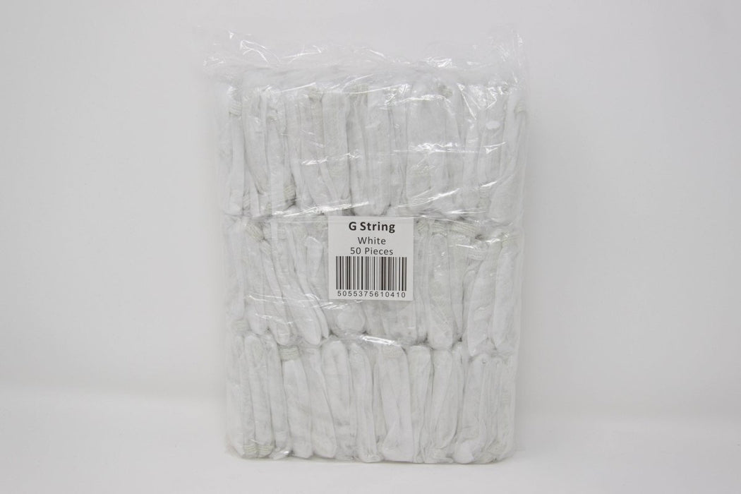 Disposable G Strings 50 Pieces - Franklins