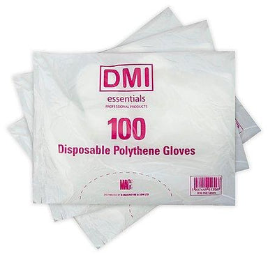 DMI Disposable Polythene Gloves (100) - Franklins