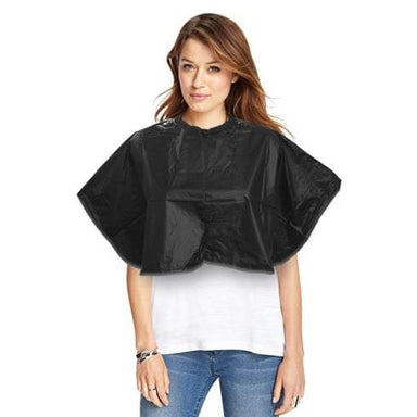 DMI PVC Velcro Fastening Black Shoulder Cape - Franklins