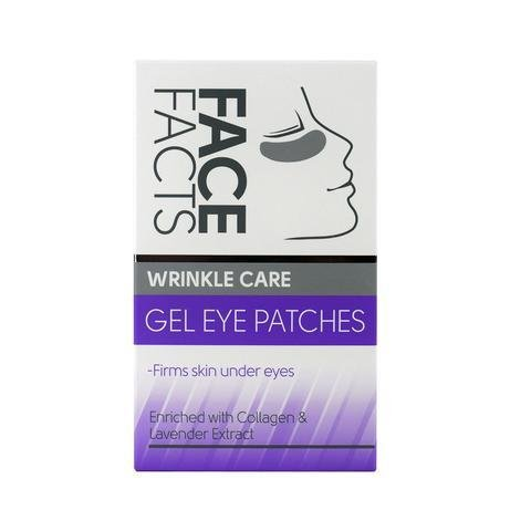 Face Facts Wrinkle Care Gel Eye Patches 4pk - Franklins