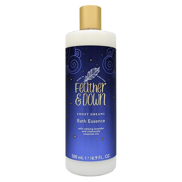 Feather & Down Sweet Dreams Bath Essence 500ml - Franklins