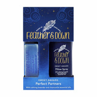 Feather & Down Sweet Dreams Roller Oil & Pillow Spray Set - Franklins