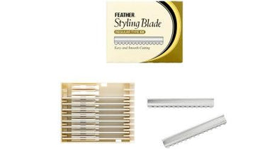 Feather Styling Blade 10 Pack - Franklins
