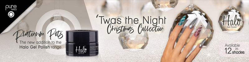Halo 'Twas The Night Gel Polish Collection - Franklins