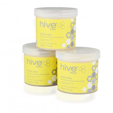 Hive Creme Wax 3 for 2 Pack - Franklins