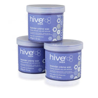 Hive Lavender Shimmer Creme Wax 425g 3 for 2 Pack - Franklins