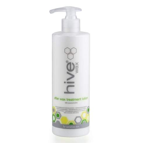 Hive Wax After Wax Treatment Lotion With Coconut & Lime 400ml - Franklins