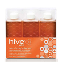 Hive Wax Warm Honey Roller Wax 6pk - Franklins