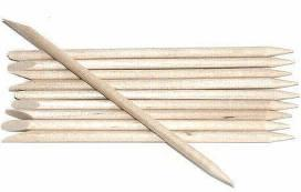 HTL Orange wood Sticks 10 Pack - Franklins