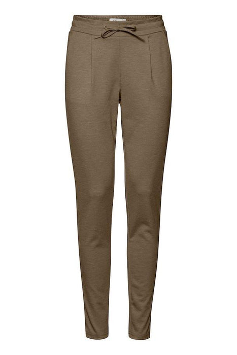 Ichi Soft Tapered Leg Trousers - Franklins