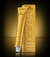 Igora Royal Absolutes Permanent Anti-Age Colour 60ml - Franklins