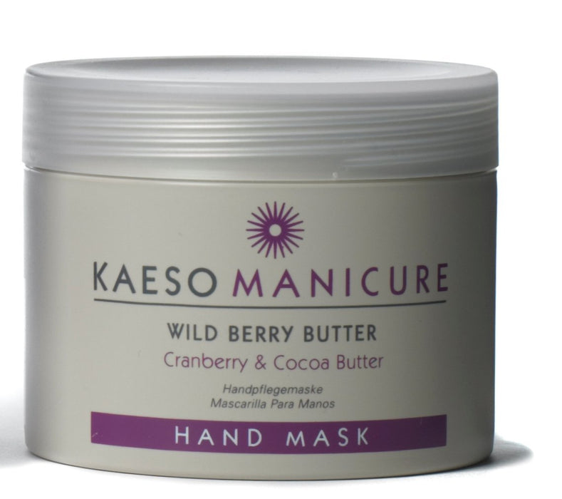 Kaeso Manicure Cranberry & Cocoa Butter Hand Mask - Franklins