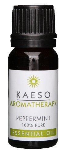 Kaeso Peppermint Essential Oils 100% Pure 10ml - Franklins