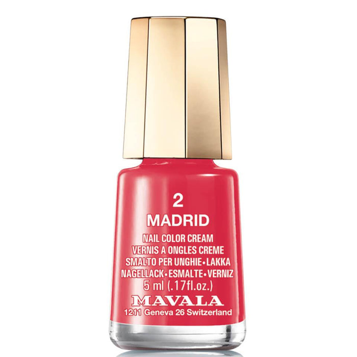 Mavala Madrid Nail Polish 5ml - Franklins